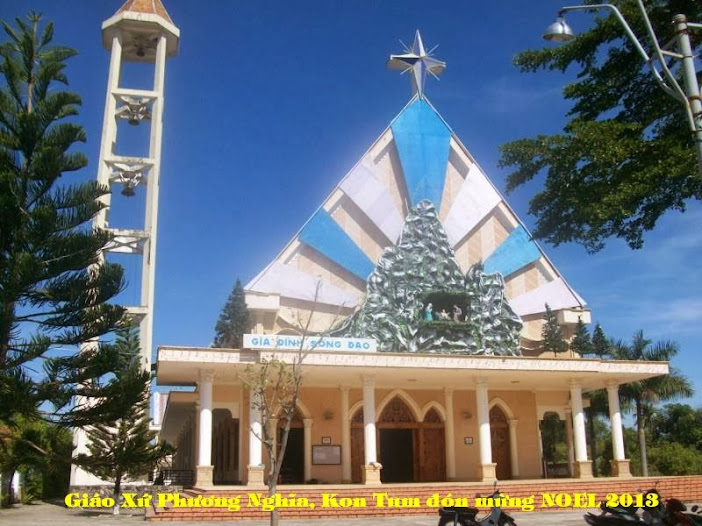 nhà thờ phương nghĩa kon tum
