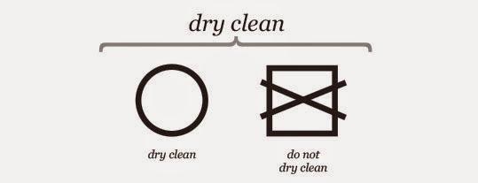 Có được giặt khô hay không?