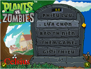 Plants Vs Zombies [By EA Mobile] (Tiếng Việt)