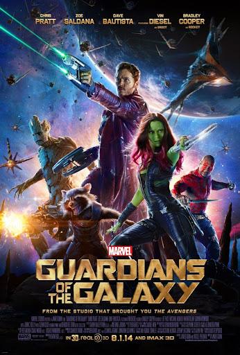 Φύλακες του Γαλαξία (Guardians of the Galaxy) Poster