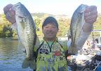 5位 渕井守プロ 2本 745g 2012-11-26T03:06:08.000Z