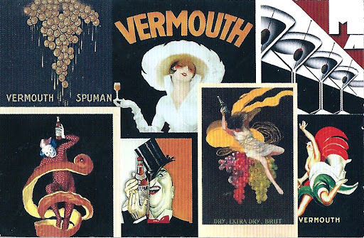 Vermouth business card