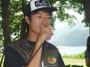 優勝 鈴木達也選手 インタビュー5