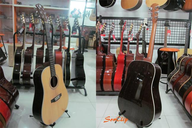 Đàn Guitar Acoustic - Ayers DSRL