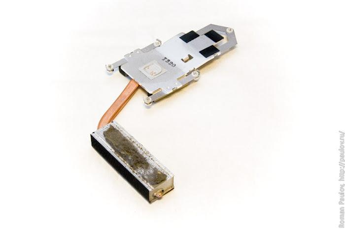 Как разобрать ноутбук Dell Inspiron 1525 45c