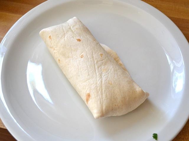 roll burrito