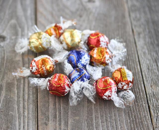 Lindor truffle candies