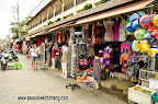 White Sand beach shops