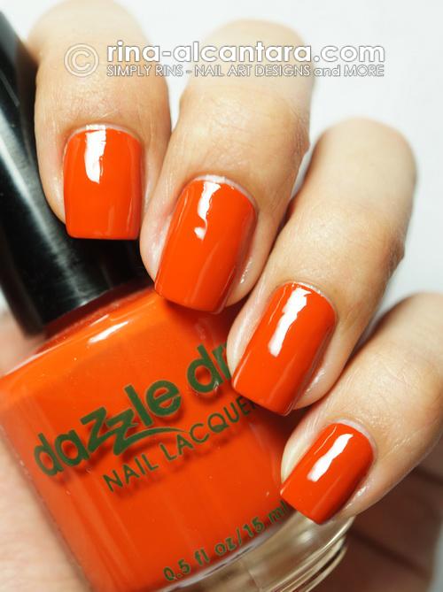 Dazzle Dry Amber Glow