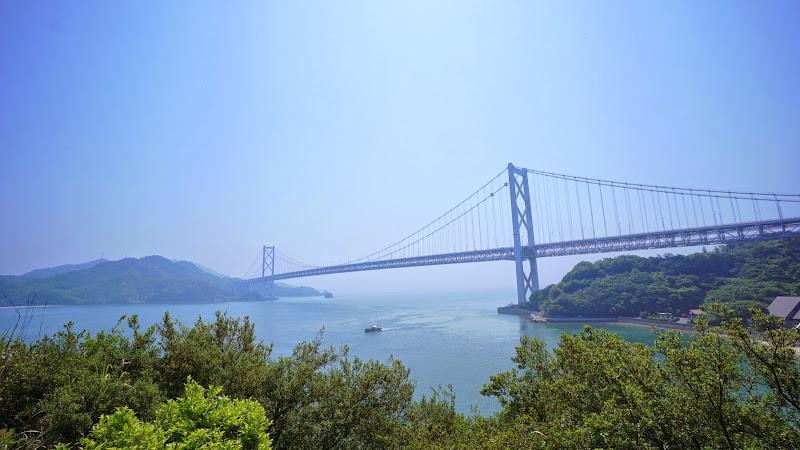 しまなみ海道 因島大橋 写真6