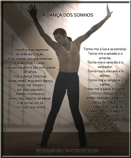 Poemas & Cartõezinhos - Dancing The Dream 285