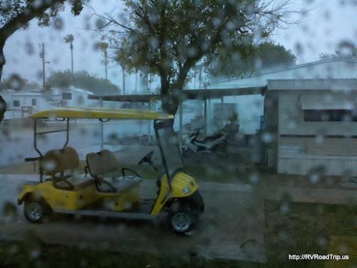 YES!  RAIN!