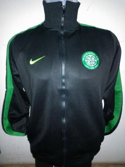 Jual Jaket Celtic Warna Hitam 2014