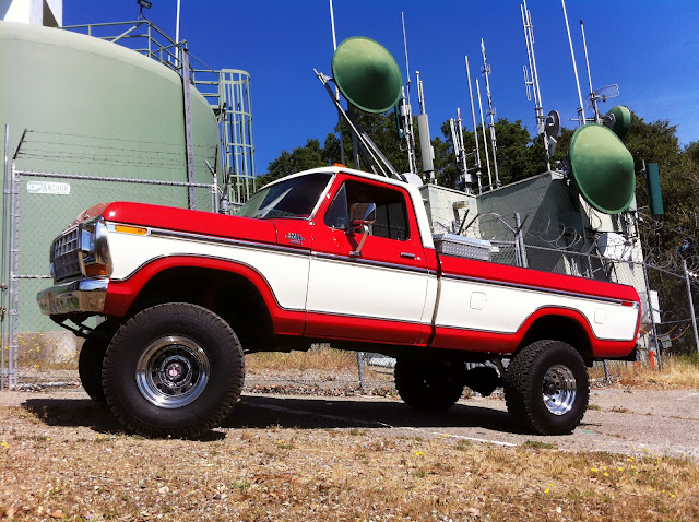 1979 F350 4x4 Reg Cab How Many People On This Forum Own