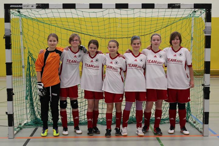 Das Team FFC Berlin I