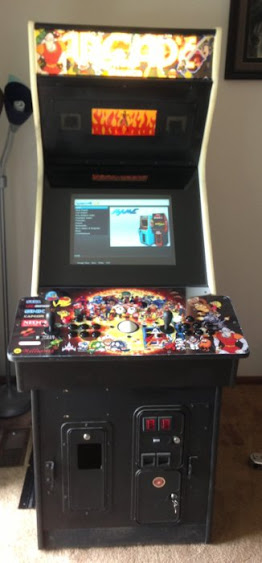 Incito's Arcade Cabinet Build - Completed! - Mame Addicts
