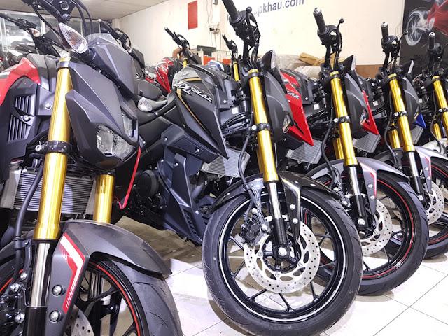 Yamaha TFX150