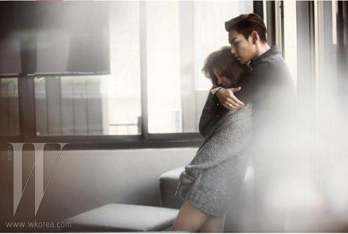 ดูกันชัดๆ ภาพบาดตา ระหว่าง T.O.P และ Yoon Eun Hye
