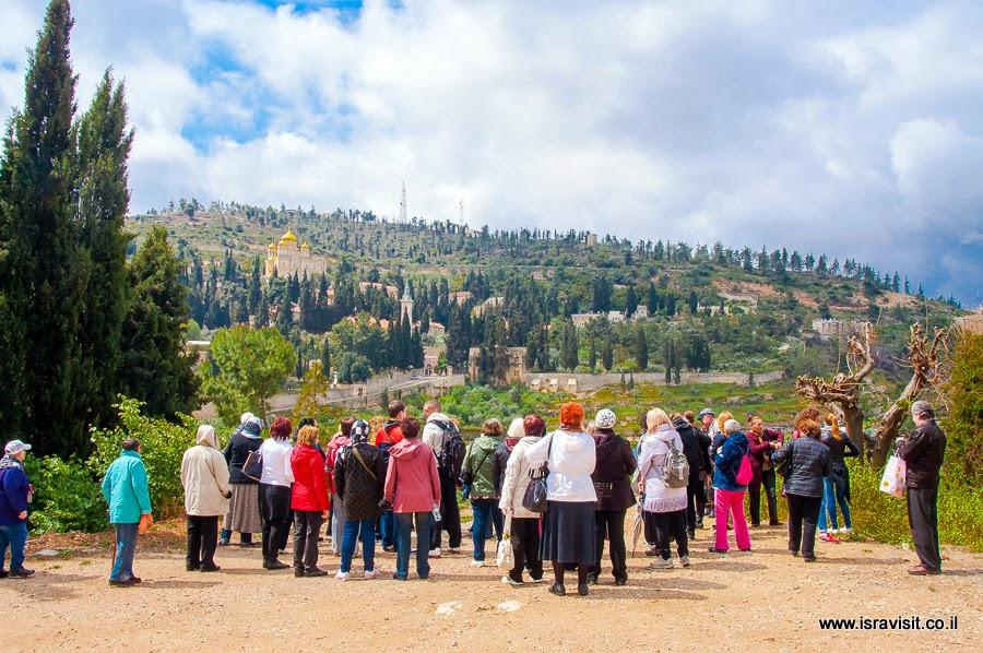 Экскурсия по Святым местам в окрестностях Иерусалима. Гид в Иерусалиме Светлана Фиалкова.
