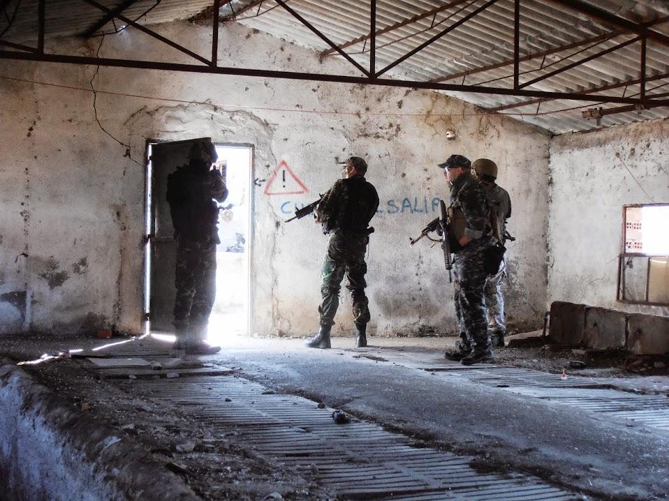 """Fotos de """"Operación Granja"""". 25-08-13. P8250021"""