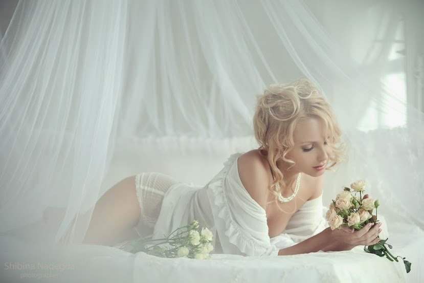 Bộ ảnh đẹp nghệ thuật cô dâu chụp NUY trước ngày cưới của Nadima