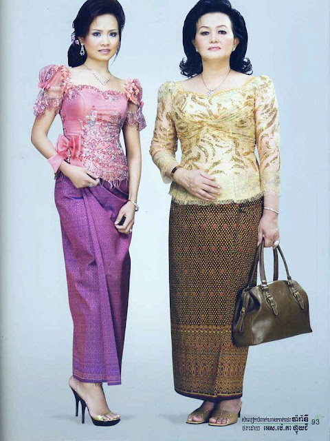 Dap news khmer clothes in cambodia old women clothes for Cambodian wedding dresses sale