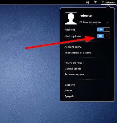 Desktop Icons Switch