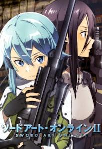 Thanh Gươm Chiến Đấu Online Phần 2 - Sword Art Online Ii poster