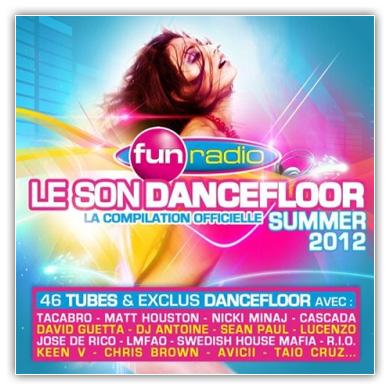 VA-Fun Radio  Le Son Dancefloor Summer (2012) - Hits & Dance