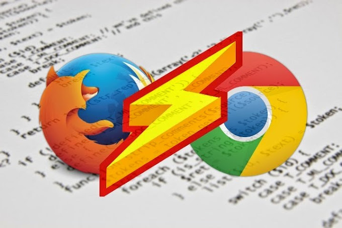 Firefox bate a Chrome en rendimiento JavaScript
