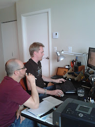 Tim Wohlberg and Morten Rand-Hendriksen create Zufall web experience with MS Expression