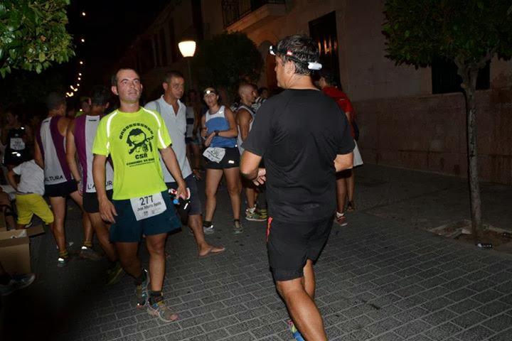 CSR Trail cursa alaró nocturna