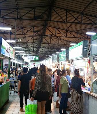 Muangthong Thani Food Center