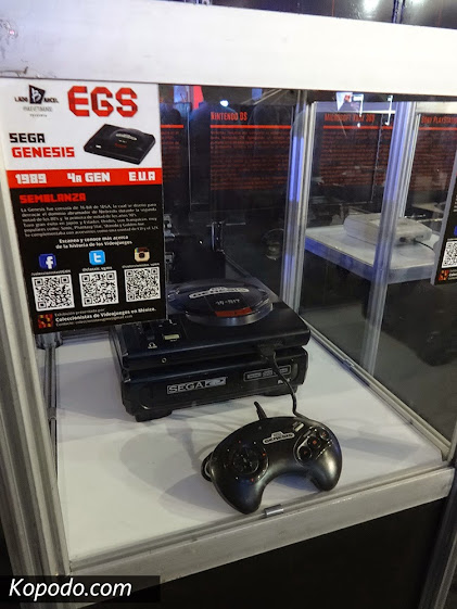 sega-cd-consola-retro-kopodo-egs-2014-evento-expo-noticias-news-review-reseña-centro-banamex