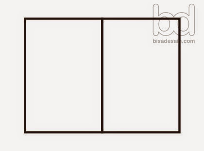 Gambar 01 - Cara Mudah Membuat Logo dengan Corel Draw