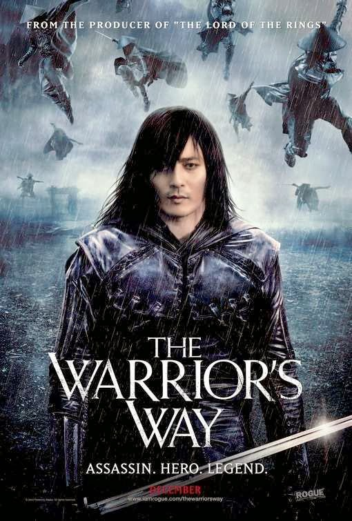 Poster Of The Warrior's Way (2010) Full Movie Hindi Dubbed Free Download Watch Online At Alldownloads4u.Com