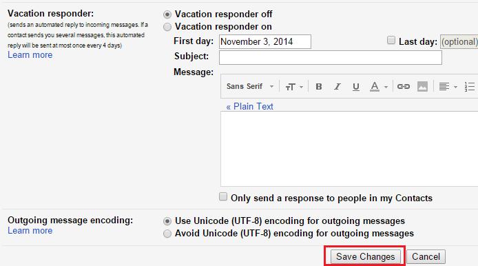 Cách thay đổi ngôn ngữ trong gmail đơn giản nhất 4