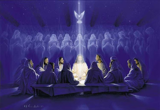The Holy Ghost In The Anointing Image