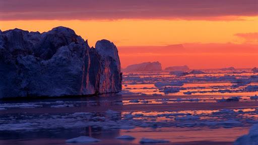 Icebergs in Disko Bay, Greenland.jpg