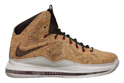 nike lebron 10 gr cork championship 5 01 You Can Already Get LeBron X Cork Only If Youre a Nike Athlete