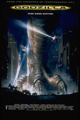 Godzilla (1998) en Español Latino