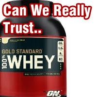 Can We Really Trust Optimum Nutrition 100% Whey Gold Standard? post image