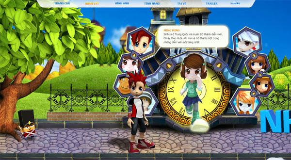 Trang giới thiệu GoGoRun đã chính thức trình làng 2