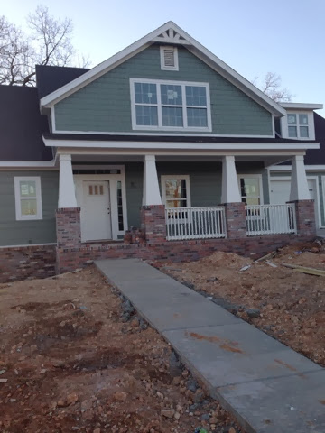 Exterior paint anonymous and bronze on pinterest - Sherwin williams artichoke exterior ...
