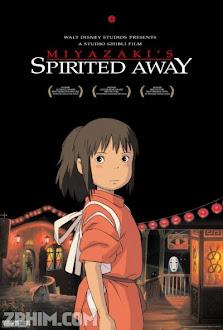 Vùng Đất Linh Hồn - Spirited Away (2001) Poster