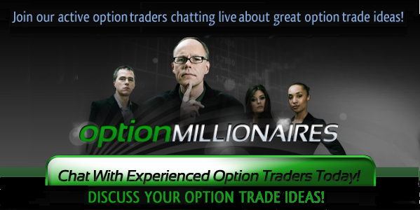 Live options trading education