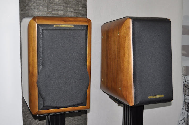 Most impressive small speakers you've auditioned or used