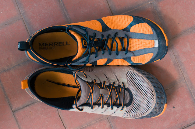 Merrell Barefoot Current Water Glove with Barefoot Road Glove