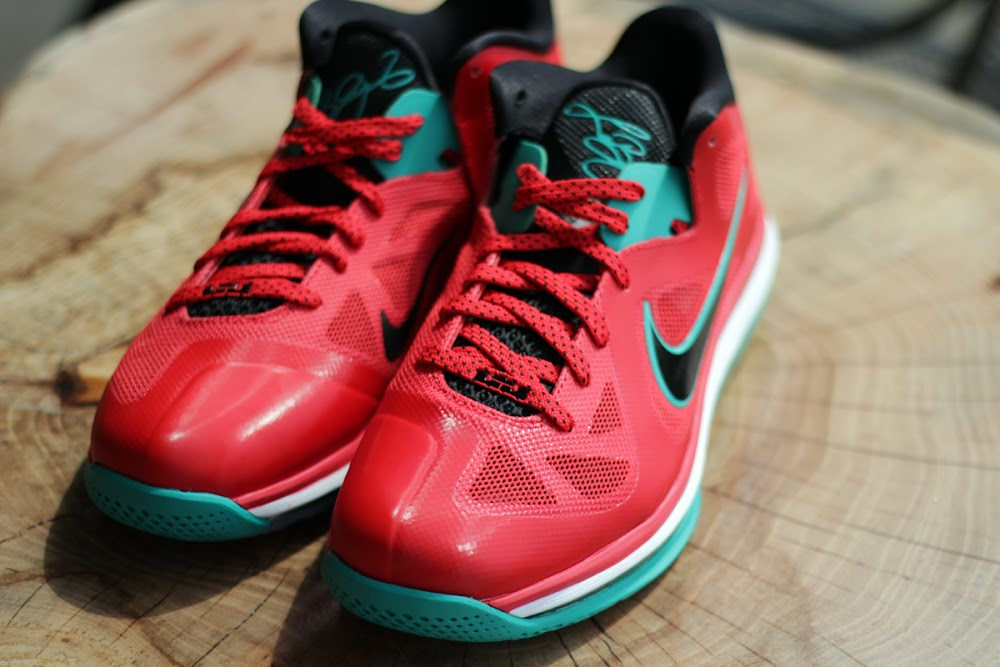 2dac5ee5d23 ... Upcoming Nike LeBron 9 Low 8220Liverpool8221 Available Early ...