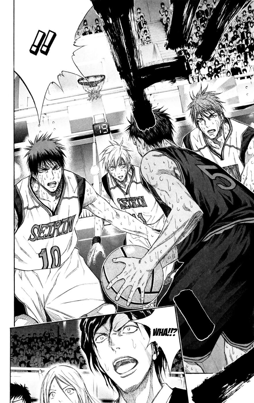 Kuroko no Basket Manga Chapter 131 - Image 17
